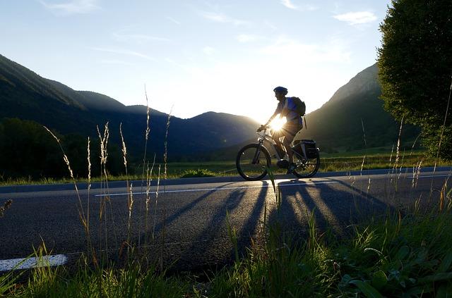 I migliori itinerari per vacanze in bicicletta