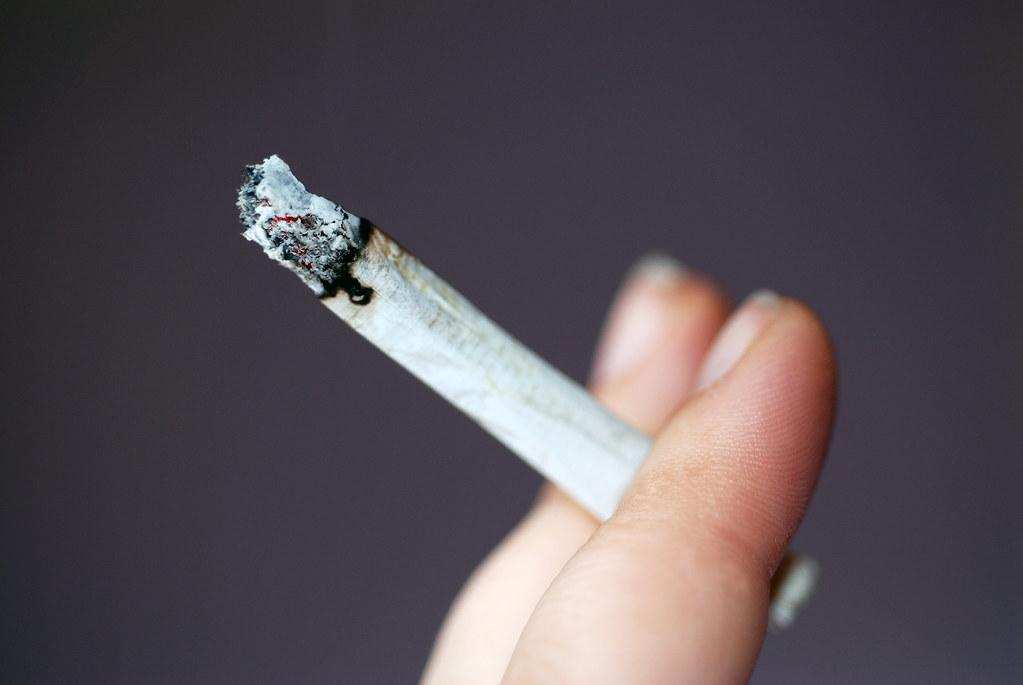 Reazioni a chi smette di fumare